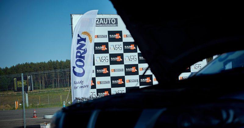 Sprinto manija #2 & Trackday @Kačerginė